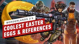 Borderlands 3: 10 of the Best Easter Eggs So Far...