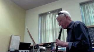"""""""Hangar 84"""" for Clarinet thru Ring Modulator"""