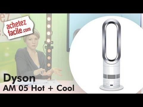 dyson am05 hot cool chauffage et ventilateur doovi. Black Bedroom Furniture Sets. Home Design Ideas