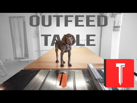 Make an Assembly Table || How To