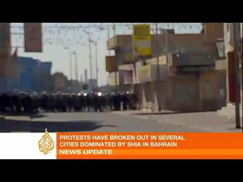 Update: Clashes in Bahrain