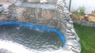 видео Как сделать фонтан на даче и в частном доме своими руками: фото пошаговая + инструкция
