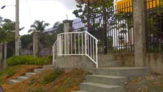 Cabawan Update 2008 - Pergola And Steps