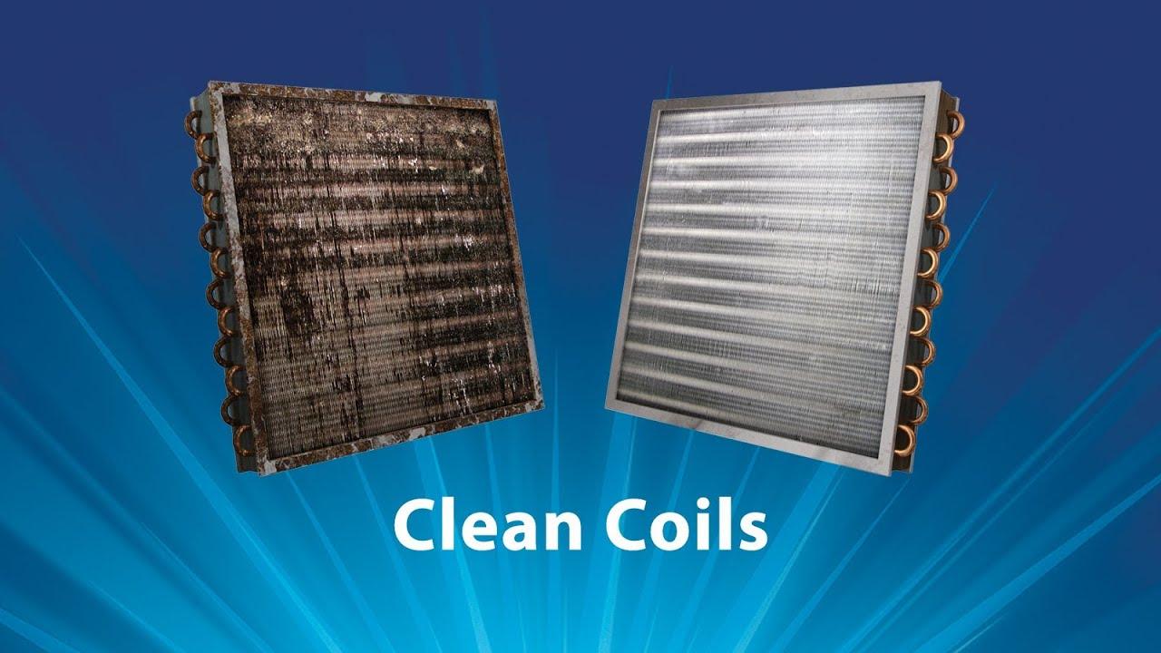 Fresh Aire Uv Clean Coils Youtube