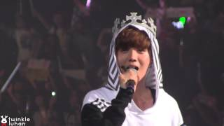 Video 140718 EXO The Lost Planet in Shanghai Peter Pan ☆ LUHAN focus download MP3, 3GP, MP4, WEBM, AVI, FLV Oktober 2018