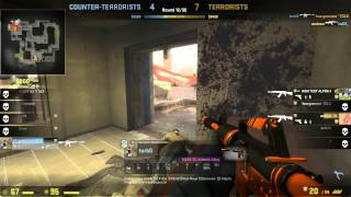 Video turb0 Clutch situation on de_mirage - High ELO Competitive Match Counter-Strike:GO download MP3, 3GP, MP4, WEBM, AVI, FLV November 2017