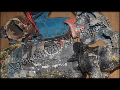 МВ (108) Шуруповёрт штурм уронили в канализацию / Sturm поржавел / Перфоратор вдребезги  2-24 Бош