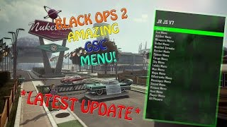 JR JS V7 [LATEST UPDATE] | AMAZING GSC MENU! + FREE DOWNLOAD | [BO2/1.19/TU18]