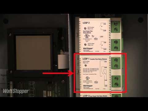 Wattstopper Lp Wiring Diagram on