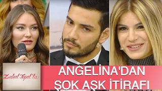 Zuhal Topal'la 125. Bölüm (HD) |  Angelina'dan Ali ile ilgili Büyük İtiraf!