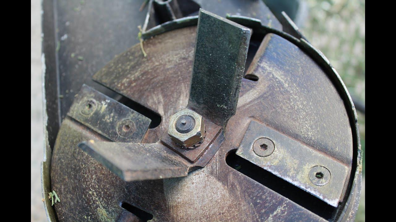 Trituradora jard n componentes y funcionamiento doovi - Trituradora de ramas casera ...