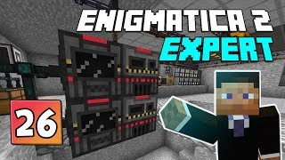 Enigmatica 2: Expert Mode - EP 29   Large plate Automation