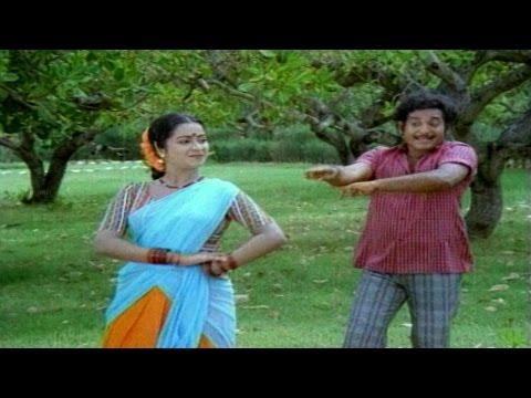 Eenadu Movie || Kaani Sari Video Song || Krishna,Radhika,Rao Gopal Rao