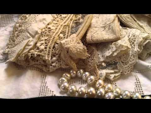 Vintage and Antique Lace Haul Part 5