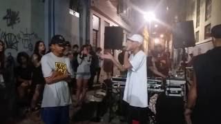 Batalha das Moedas - Noventa x Cesar - 06/09/2016