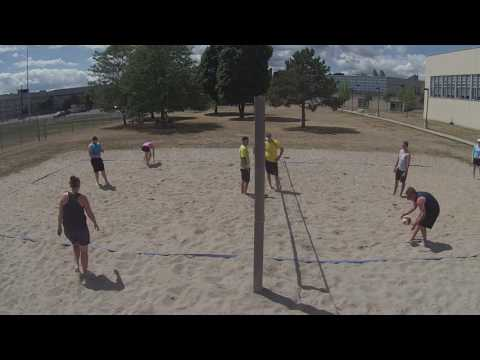 AUGUST 7TH-PICKUP BEACH VOLLEYBALL @ SLC #3