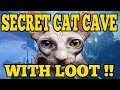 DESTINY 2  FORSAKEN : SECRET CAT CAVE WITH LOOT & WHERE TO FIND IT