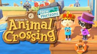 Bonus-Folge - Königlicher Besuch! | Animal Crossing: New Horizons (Part 22.5)