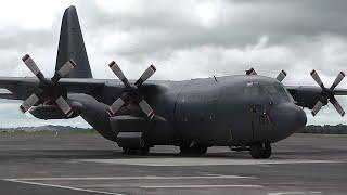Video Walk around a Lockheed C-130H Hercules. download MP3, 3GP, MP4, WEBM, AVI, FLV Juni 2018