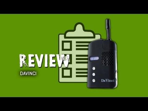 DaVinci Vaporizer Review – TVape