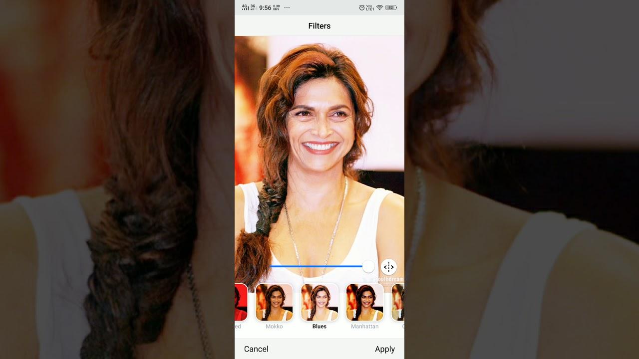 Download Deepika padukone old age challenge