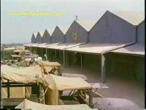 Da Nang Air Base: Scenes From 1965-1970