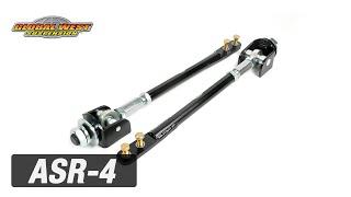 1964-66 MUSTANG | Performance Adjustable Strut Rod