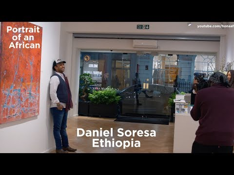 Daniel Soresa (Ethiopian/Catalan) - overcoming any obstacles in your imagination
