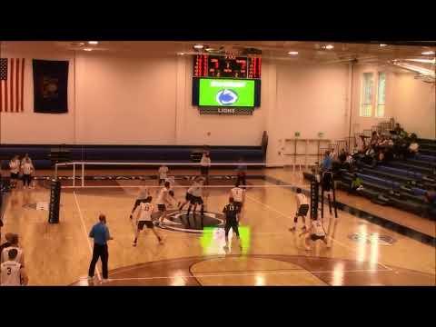 Penn State Altoona Men's Volleyball vs. Penn State Behrend, 3-17-18