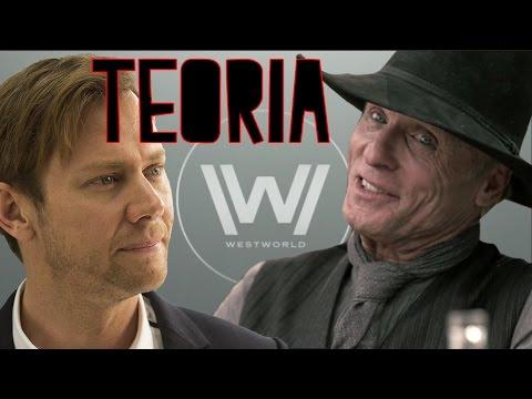 Teoria: Homem de Preto é o William // Westworld