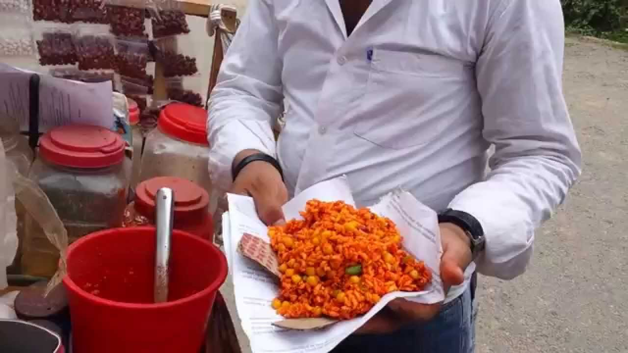 Nepali famous PIRATE Street Food