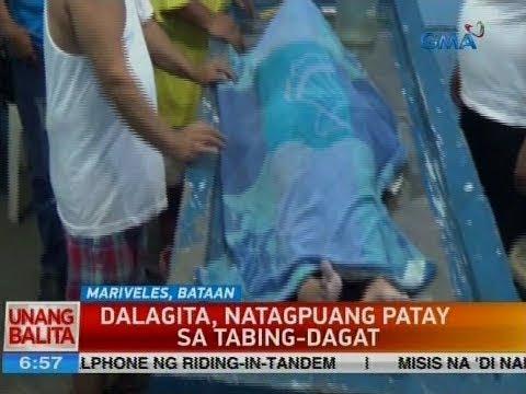 UB: Dalagita, natagpuang patay sa tabing-dagat