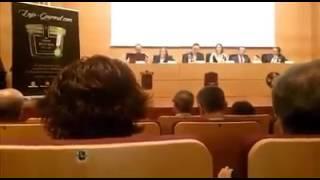 Presentación sobre artesanía en la Universidad de Córdoba