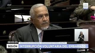 Video: Aborto: Romero afirmó que no quiere ver mujeres criminalizadas