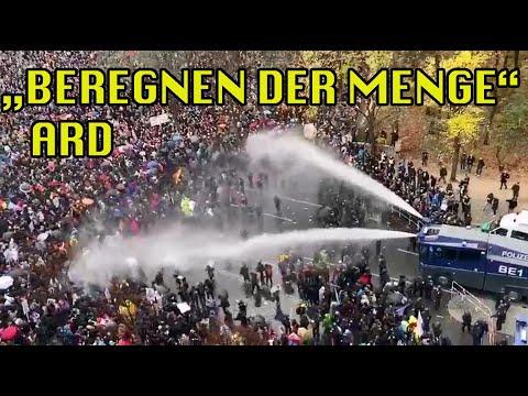 ARD-Märchen vs. Realität (Demo 18.11.2020 Berlin)