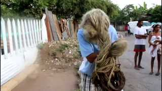 THE LONGEST HAIR ON A RASTAMAN... GROWING FOR 40 YEARS