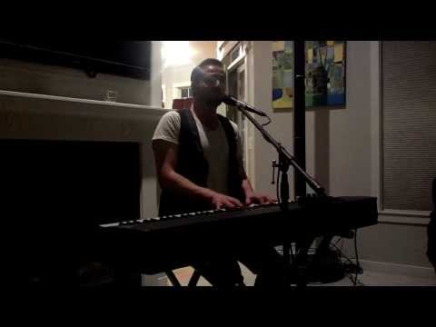 Seth Glier performs Our Song at House Concert