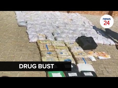 WATCH | 63-year-old man arrested at Lebombo border post in R32m drug bust