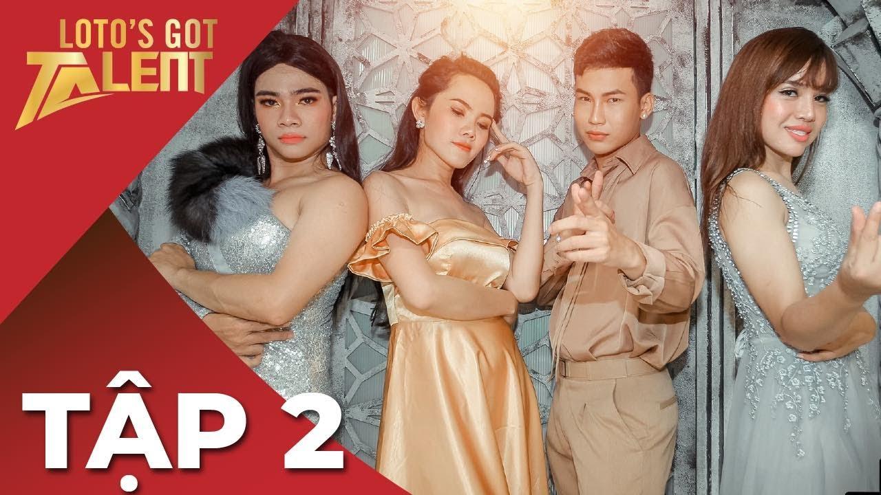Lô Tô Got Talent Season 1 - Ep 2 | TÌM KIẾM TÀI NĂNG LÔ TÔ | Gánh hát lô tô Hương Nam
