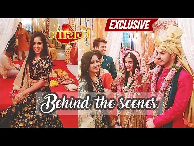 Behind The Scenes | Tu Aashiqui | Jannat Zubair Rahmani