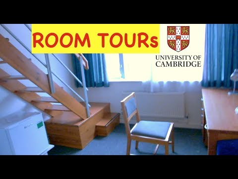 CAMBRIDGE STUDENT: UNI ROOM TOUR(s) all years