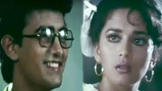 Aamir Khan wants to marry Madhuri Dixit   Deewana Mujhsa Nahin   Bollywood Scene