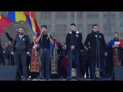 Proclamația Marii Adunări Centenare, citită în Chișinău pe 25 martie 2018