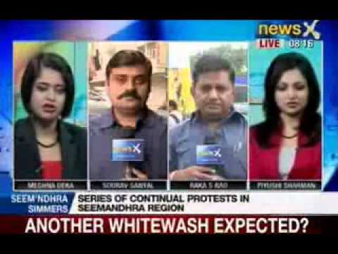 News X: Gorkhaland Demand Peak