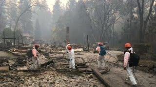 Mehr als 600 Vermisste bei Waldbränden in Kalifornien