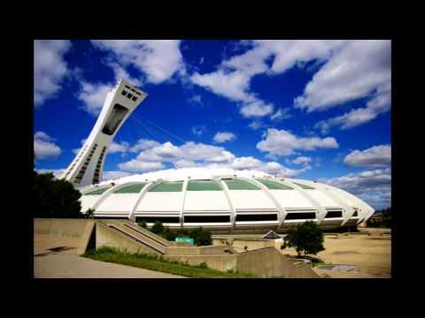 Olympic Stadium Montreal Canada