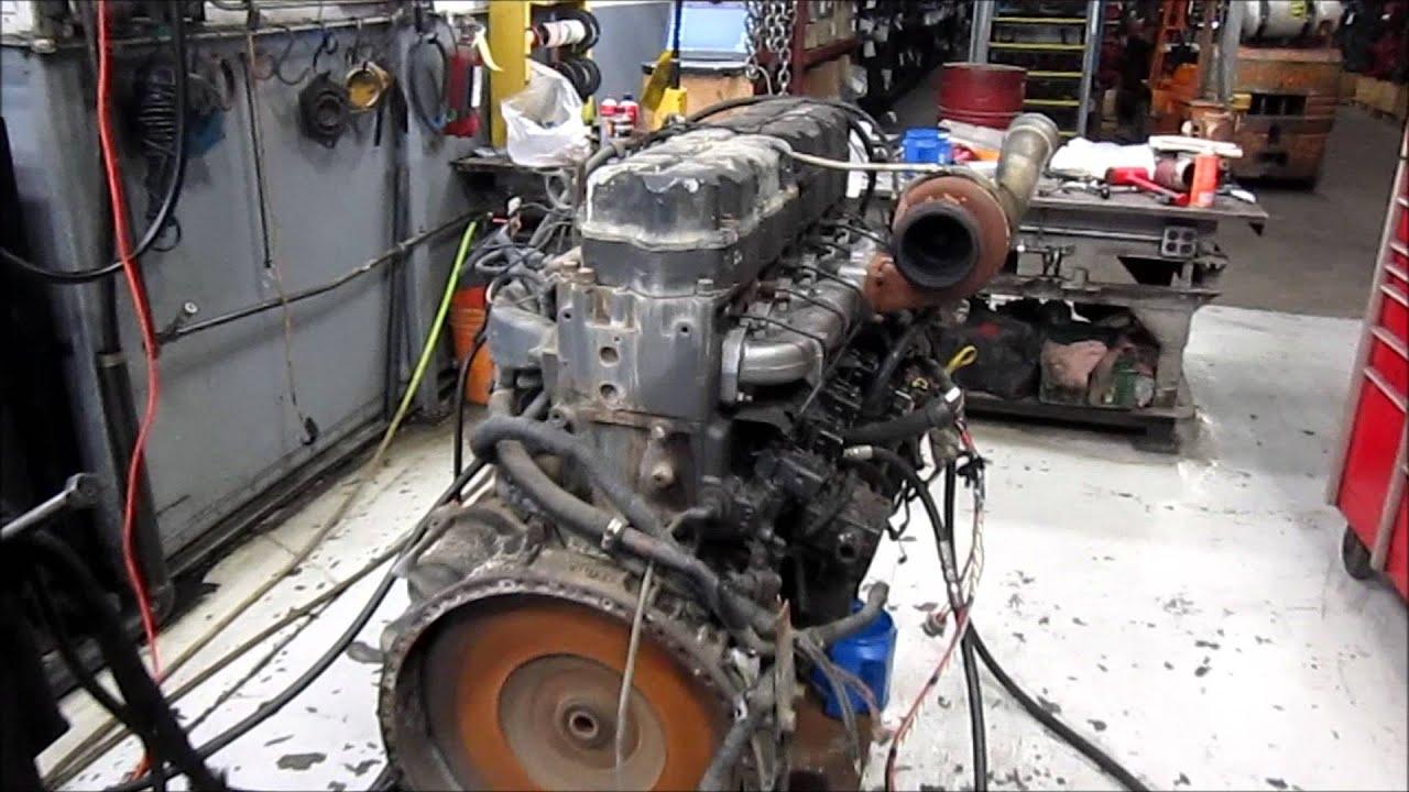 Mack Motor Renautl E-Tech engine Mack 5552M4119297 engines for ...