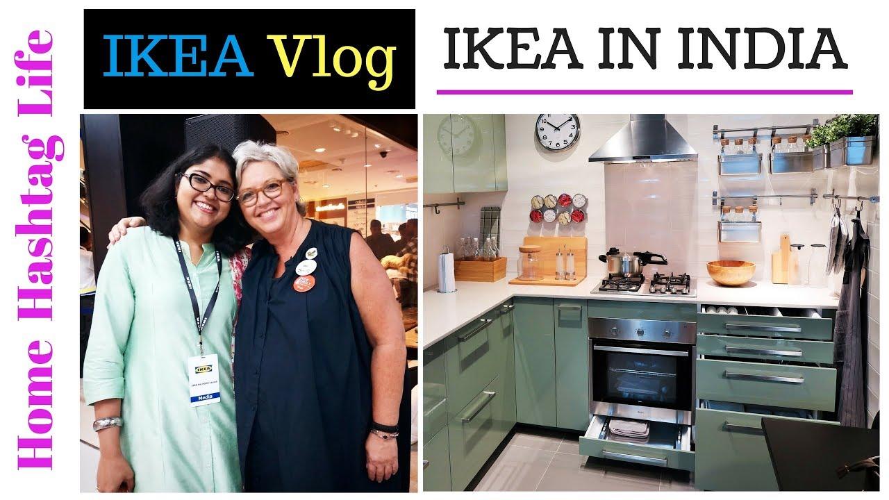 Ikea Hyderabad Ikea S First Store In India Ikea Kitchen Ikea Home Tour Ikea Kitchen Youtube