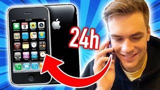 Ein Tag mit 10 JAHRE ALTEM iPhone 📞⏰