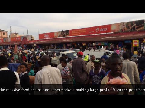 Nakasero Market Kampala